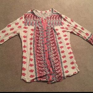 Lucky Brand Cardigan Size Medium